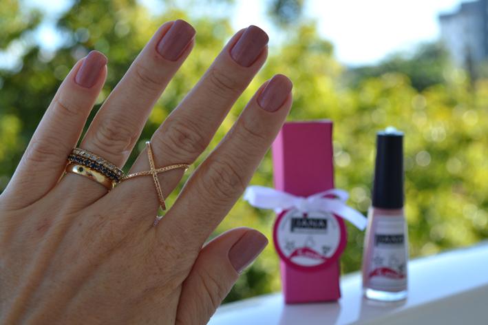 Blog da Jana, Blog de acessórios, joinville, nail, esmalte, pétala chique, Avon, Unhas da Jana