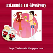 asleenda 1st Give Away