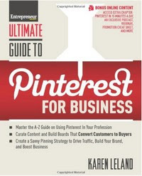 Title cover image - Ultimate Guide to Pinterest for Business