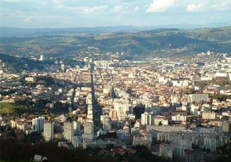 Nos villes en photo la ville de saint etienne - Piscine villeboeuf saint etienne ...