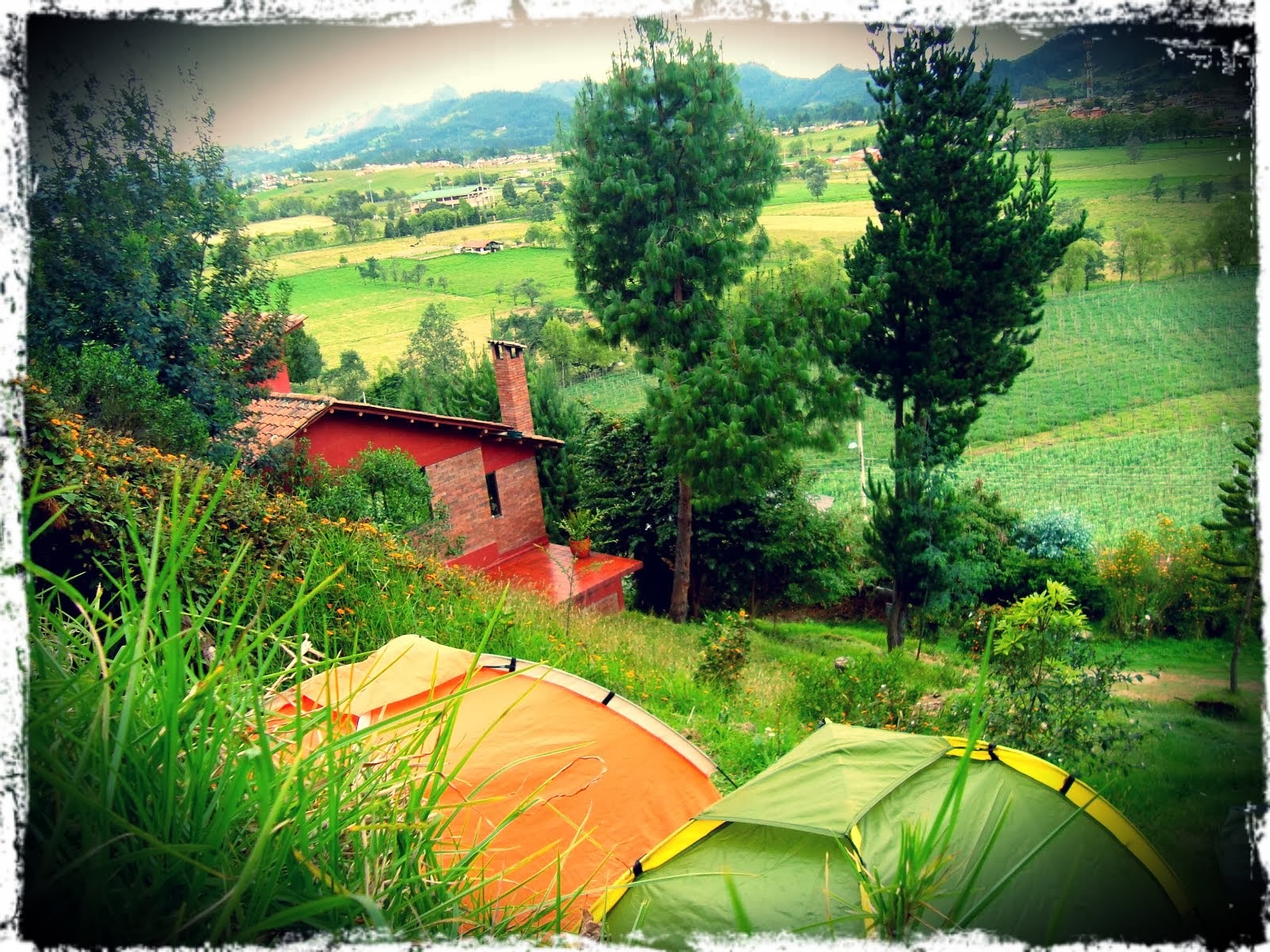 Zonas de Camping