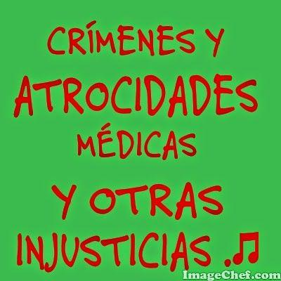Criminales sin piedad ni humanidad