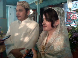 Mouhammad Akbar Pilihan Putri Keraton Kasepuhan