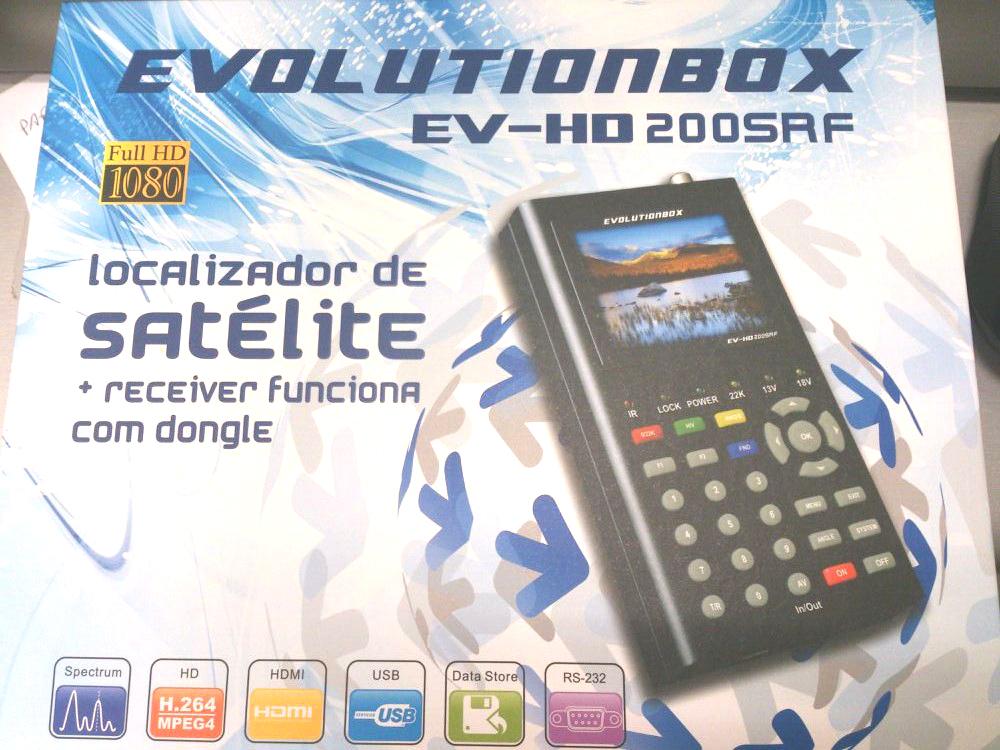 Resultado de imagem para LOCALIZADOR SATELITAL EVOLUTIONBOX HD200
