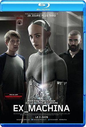 Ex Machina BRRip BluRay Single Link, Direct Download Ex Machina BRRip 720p, Ex Machina BluRay 720p