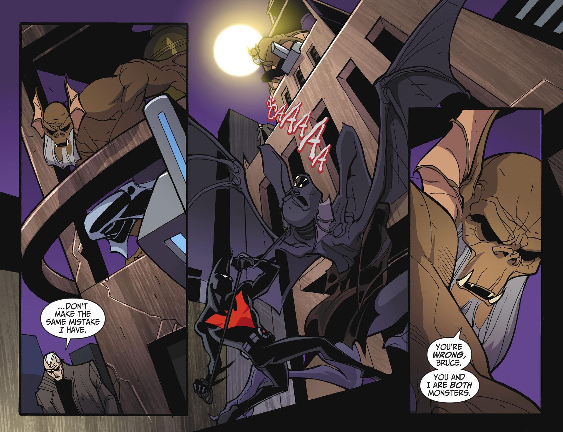 Batman Beyond 2.0 #14 #27 - English 21