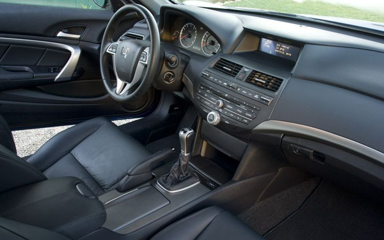 Attractive Accord Coupe Interior Have A Soft Seat And Big Stylish In His Own Style.I  Like It So Much,if You Are Like It So Give Your Question And Let Me Know  About To ...