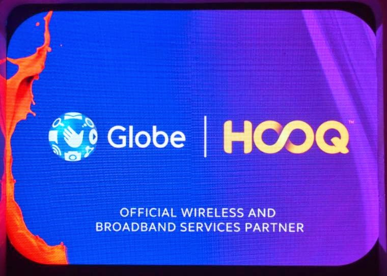 HOOQ and Globe Telecom Launched Unlimited Video Streaming Service for Only Php199