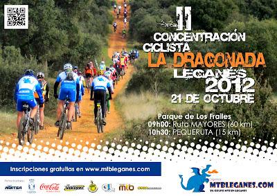 Dragonada MTB Leganés