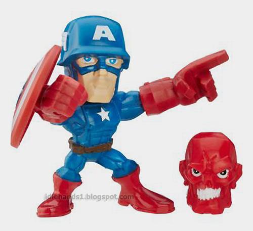 Idle hands toy fair 2016 hasbro marvel super hero mashers micro