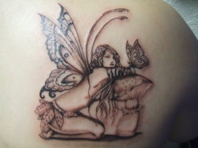 Fairy Tattoos on Fairy Tattoos For Women   All About 247