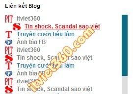 Thu thuat blogspot, lien ket blog