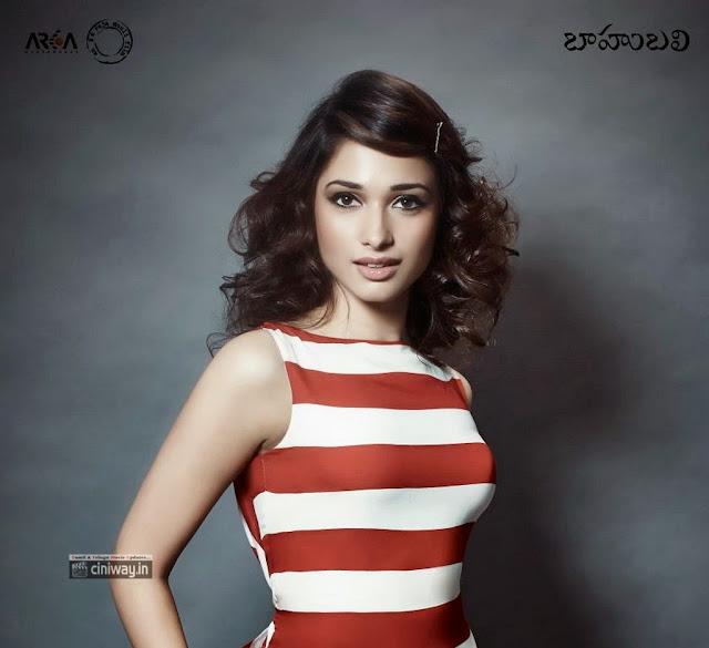 Tamanna Latest Photoshoot for Baahubali (Mahabali) Movie