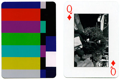 6 B Sides Street Photography Playing Cards by Blake Andrews