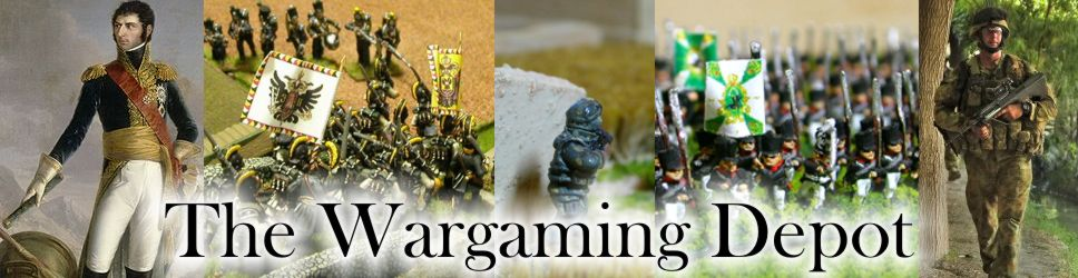 The Wargaming Depot