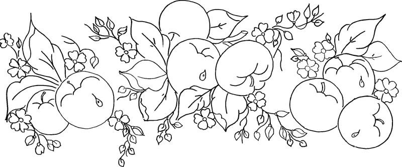 Pincéis nas maõs da Suzy: Riscos para pintar panos de prato
