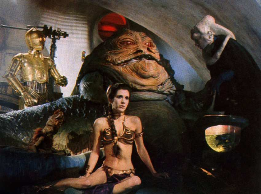 Carrie Fisher Princess Leia Slave Porn Office Girls-pic3933