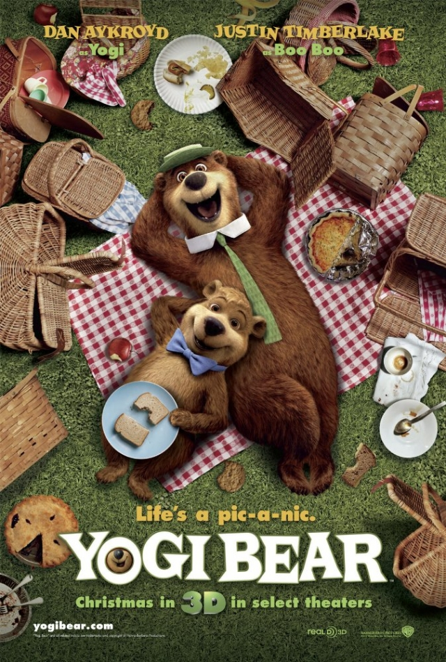 Chú Gấu Yogi