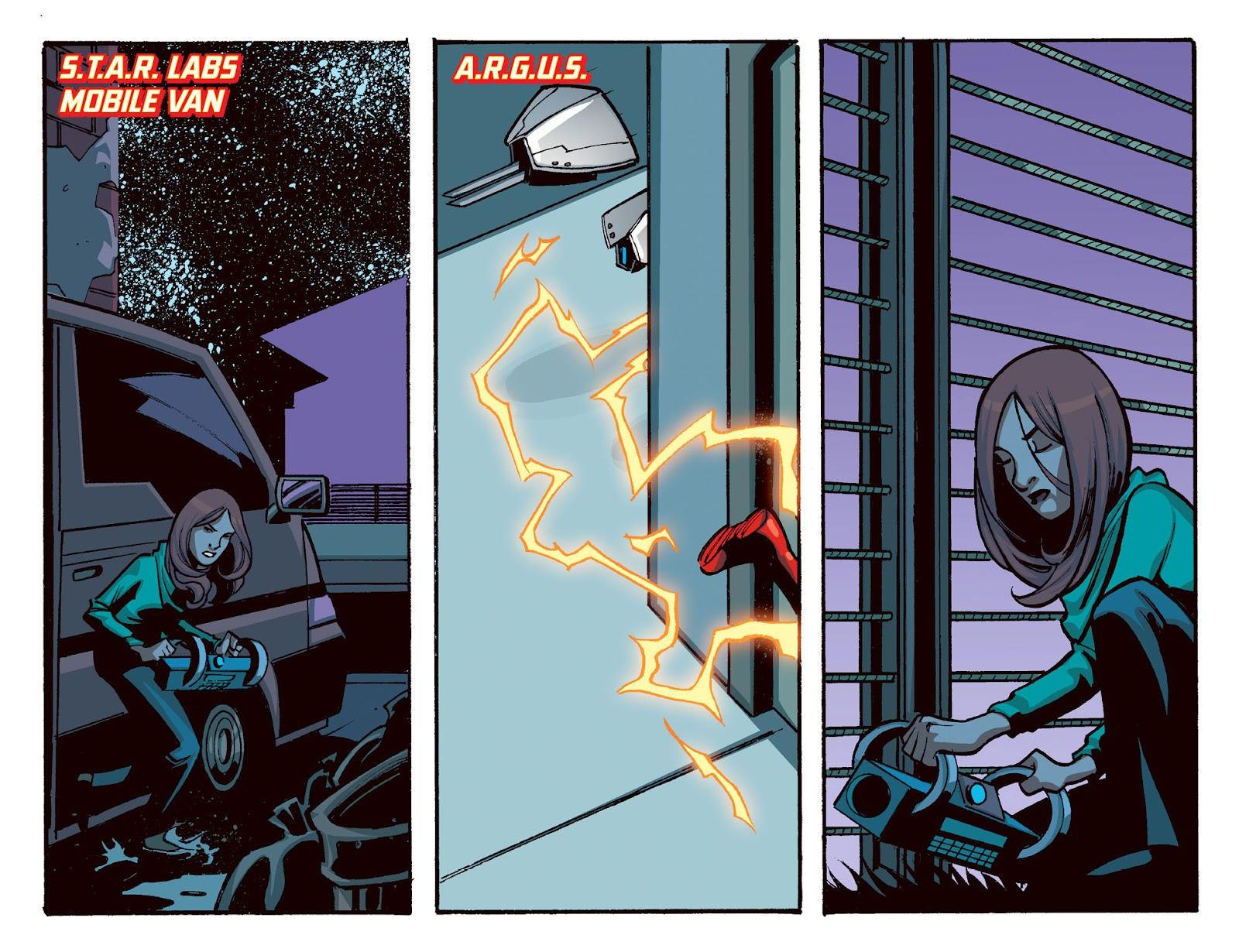 The Flash: Season Zero [I] Issue #16 #16 - English 15