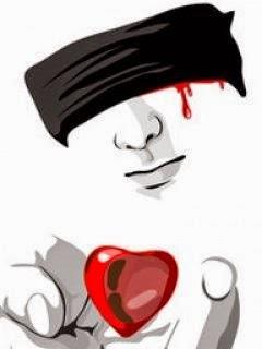 Love Hurts 240x320 Mobile Wallpaper