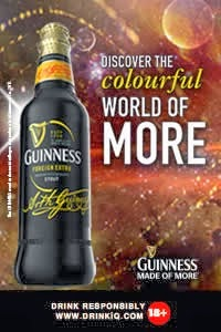 Guinness Made For More