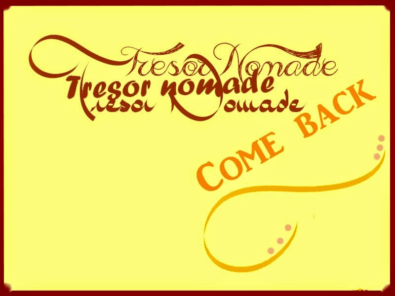 retour, come back, tresor nomade, blog, internet, photofiltre