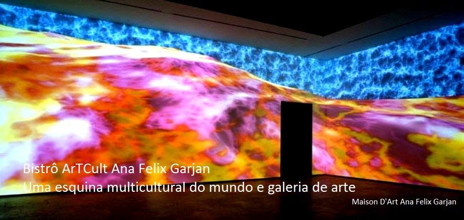 Bistrô ArTCulT by Ana Felix Garjan - Espaço Internacional