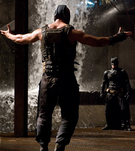 The Dark Knight Rises, Photograph