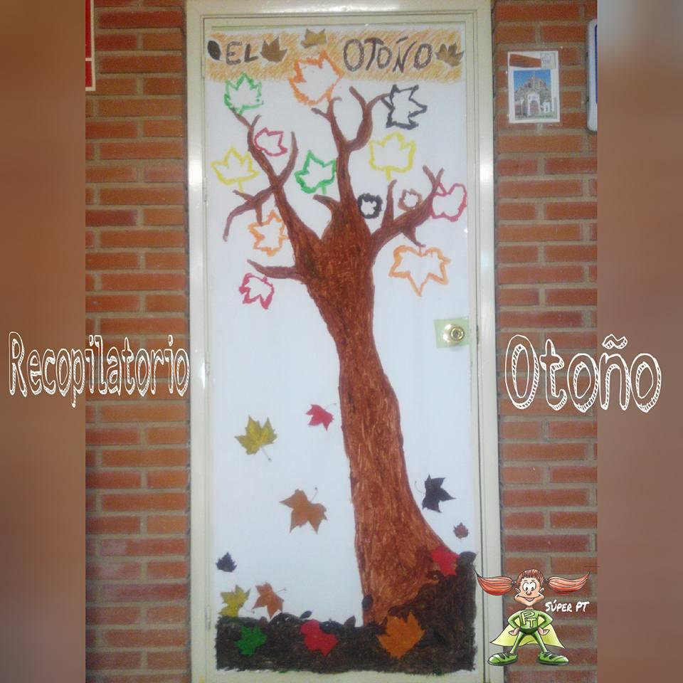 Puerta Clase Decorada Esperanza