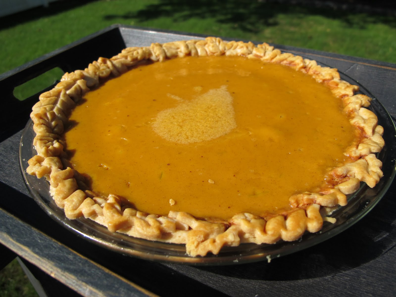 Culinary Types: A Butternut Squash Pie and an Autumn Fete ...