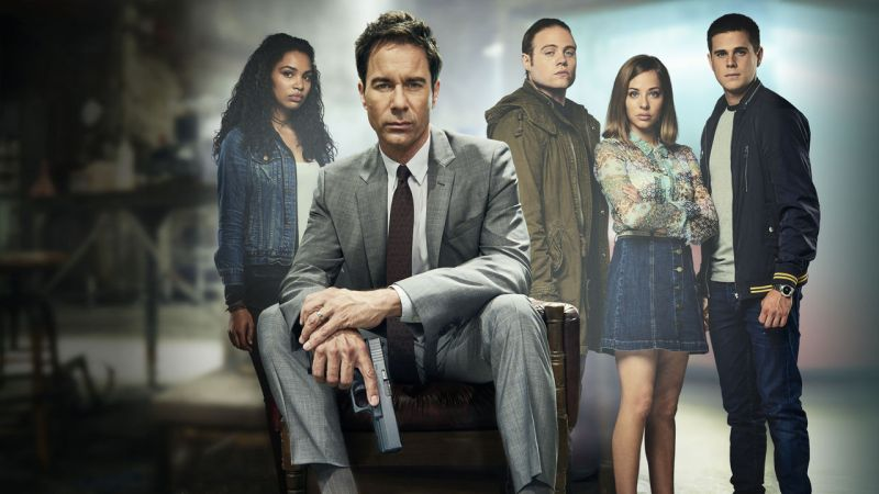 """Travelers"" season 2 hits NetFlix 12/26/17. Can't Wait!"