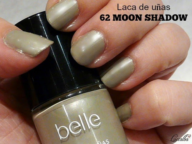Swatch  Moon Shadow de Belle & Make Up