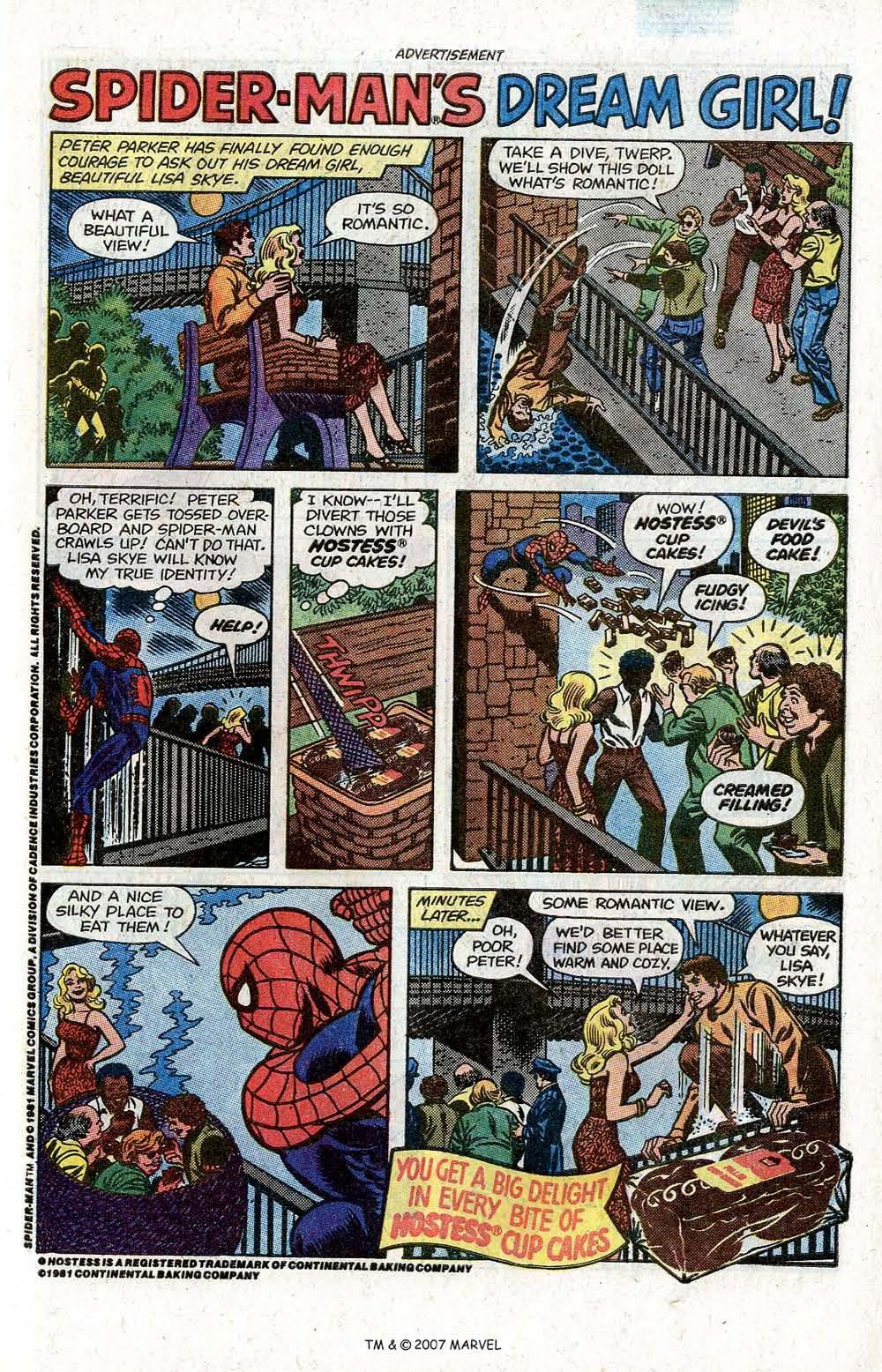 Captain America (1968) Issue #264 #179 - English 31