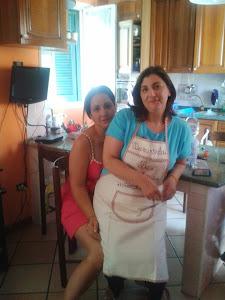 io e la mia amica Titti