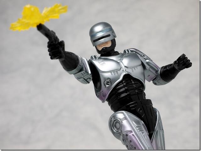 Robocop action figure