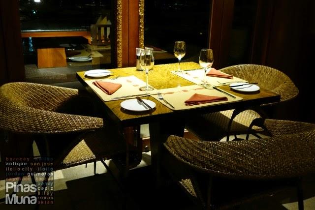 Sirena Restaurant Shangri-La Boracay Resort