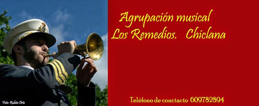Agrupación musical Los Remedios. Chiclana