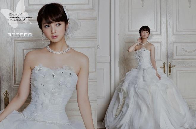 Vestidos de novias japonesas