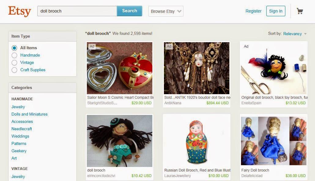 Marketing Digital Real: ETSY: Anatomía SEO de una página de producto ...