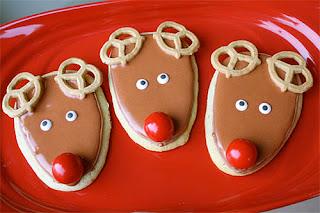 Navidad, Renos Comestibles