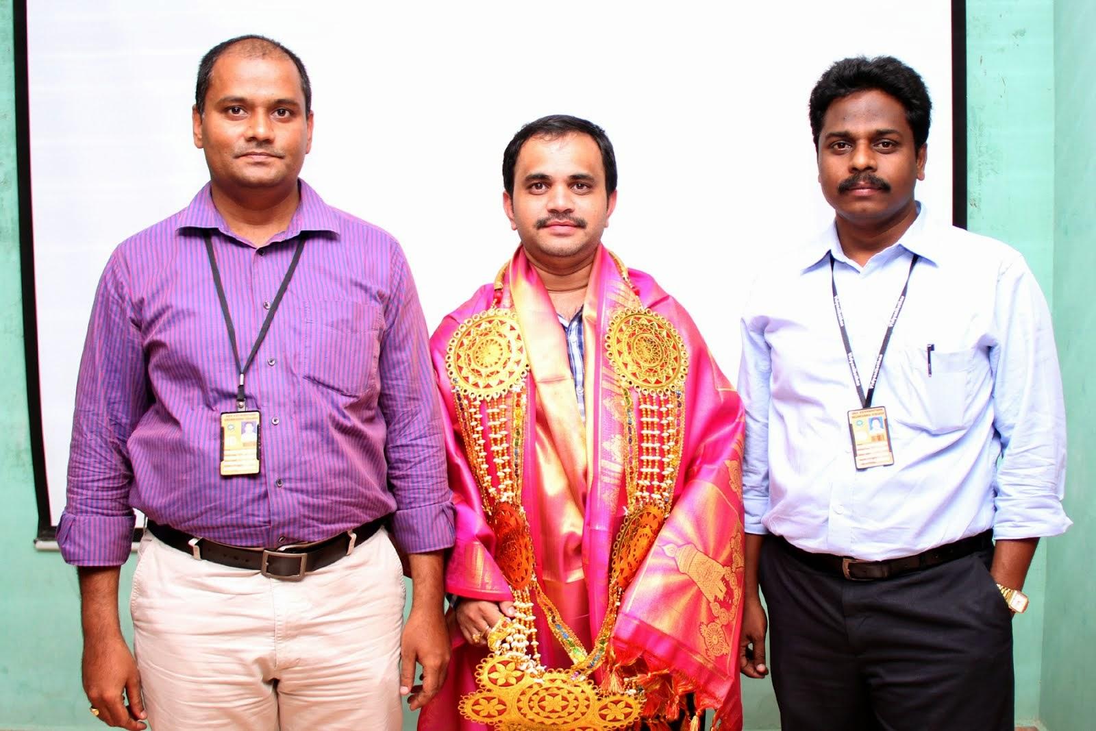 Guest Lecture - Tirupati