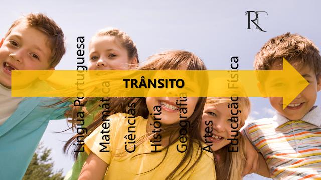 A educação para o trânsito como tema transversal: fundamentação pedagógica, ideológica e legal