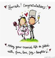 Lover Congratulations Wedding Anniversary Messages