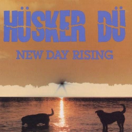 Husker Du:  New Day Rising cover