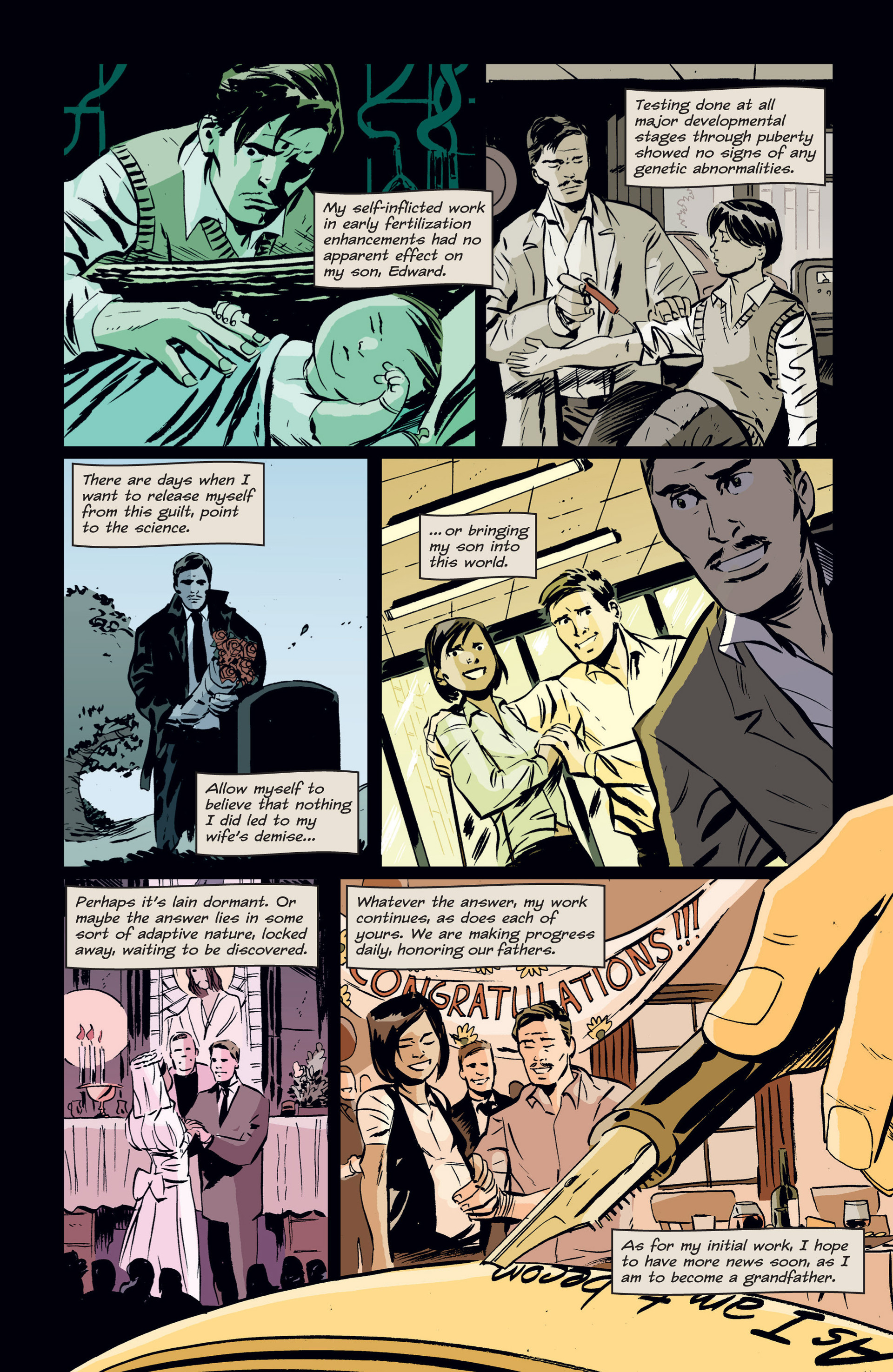 Read online Mind The Gap comic -  Issue #14 - 20