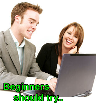 Beginners should try..