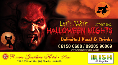 Halloween Nights at Irish Pub Mumbai