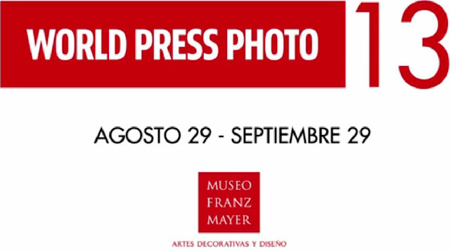 Muestra del World Press Photo 13 en el Museo Franz Mayer