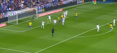 2-1 gol Henán Real Madrid - UD Las Palmas