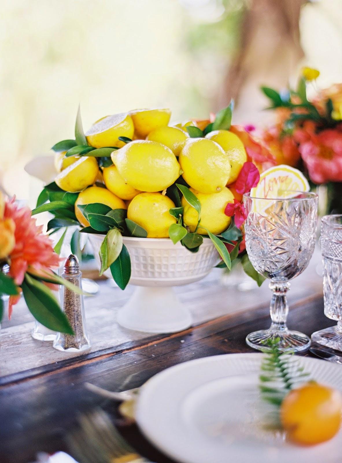 Ojai Valley Inn Wedding Martha Stewart Weddings Heavenly Blooms